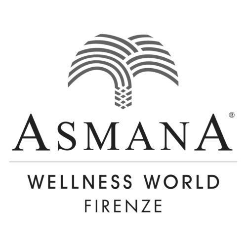 Logo Asmana Wellness World Firenze